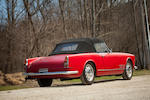 1959 Alfa Romeo 2000 Spider  Chassis no. AR10204 00168 Engine no. AR0020400200