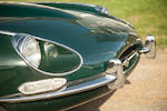 1967 Jaguar XKE Coupe  Chassis no. IE77695 Engine no. 7E53326-8