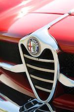 1961 Alfa Romeo Giulietta Sprint Speciale  Chassis no. AR 10120*177251