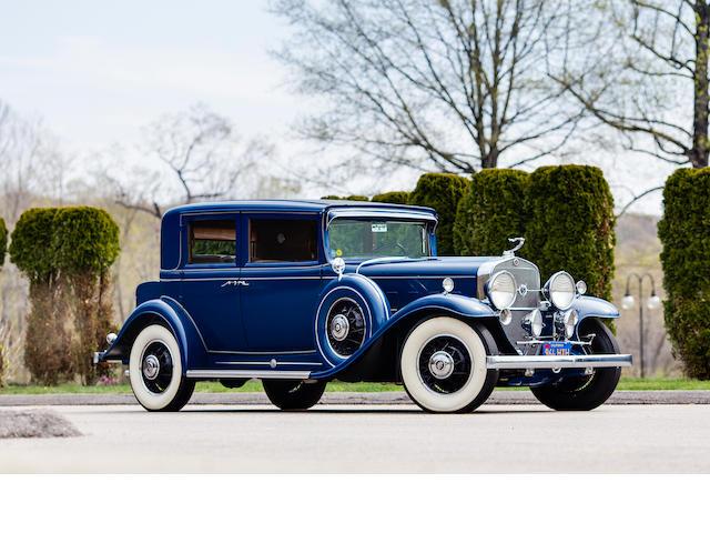 1931 Cadillac Model 370 Sedan