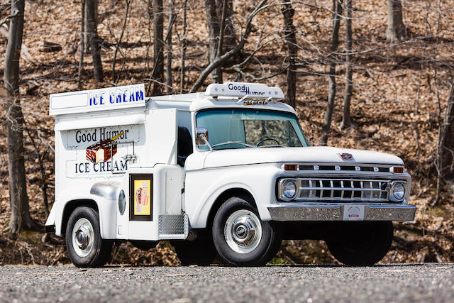 1966 Ford F250 Good Humor Truck  Chassis no. F25AE778660