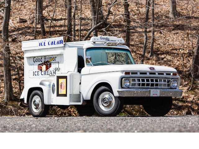 1966 Ford Good Humor Truck  Chassis no. F25AE778660