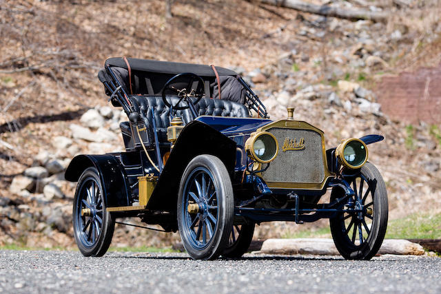 1909 Mitchell Two Seater