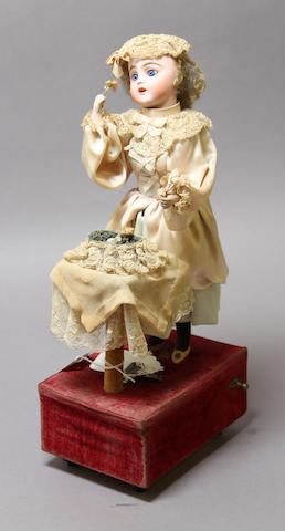 A German Automaton of a girl