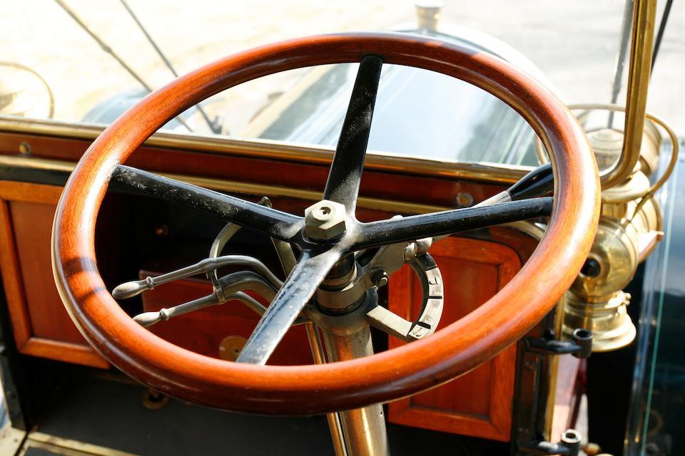"""Ex-Henry Austin Clark,1905 George N. Pierce """"Great Arrow"""" 28/32 Five-passenger Roi Des Belges  Chassis no. 1268 Engine no. 1268"""