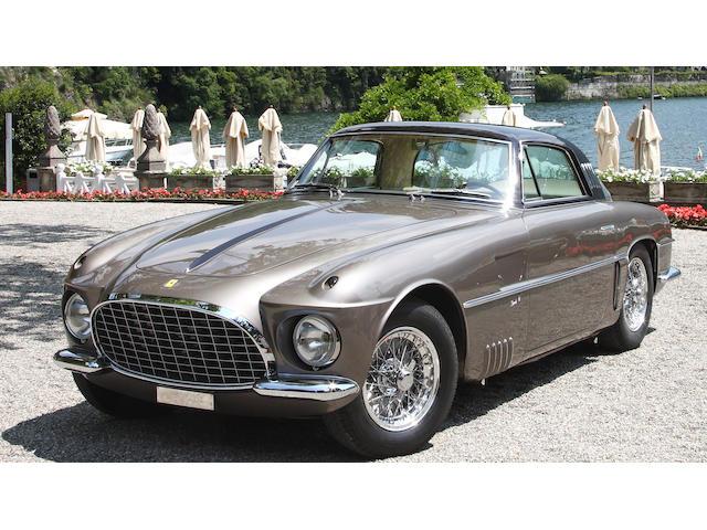 1953 Ferrari 250 Europa Coupe  Chassis no. 0313 EU Engine no. 0331 EU