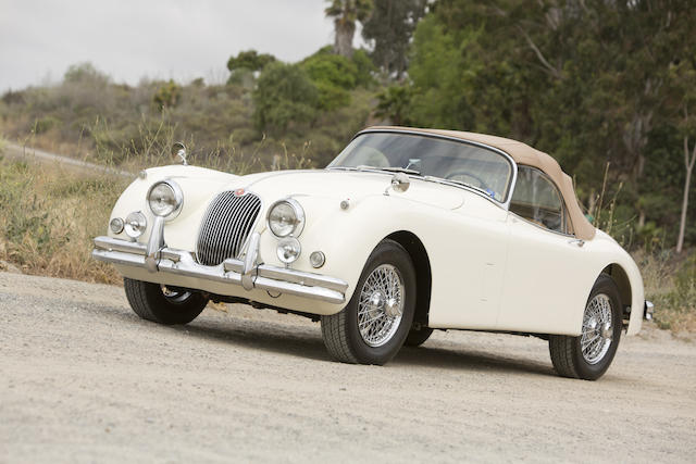 1959 Jaguar XK 150S OTS  Chassis no. T831474DN Engine no. VS1456-9