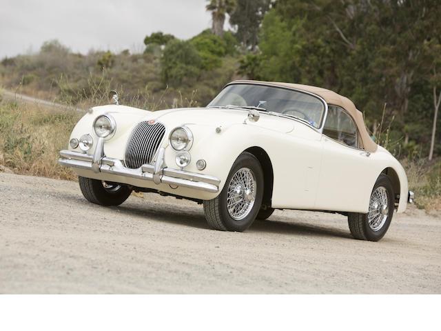 1959 Jaguar XK 150S OTS  Chassis no. T831474DN Engine no. VS1456-9