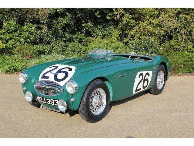 1953 Austin-Healey NOJ 393