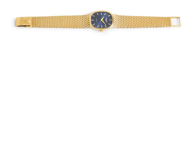 Patek Philippe. A fine 18K lady's bracelet watchEllipse, Ref:4226/2, Case No. 2747899, Movement No.1268598