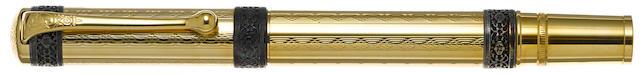 AURORA: 75th Anniversary Limited Edition 1919 Fountain Pen