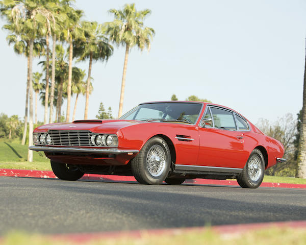 1968 Aston Martin DBS Series 1 Coupe
