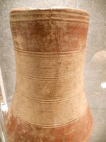 Djenne Pot, Mali  height 10 1/2in (26.7cm)