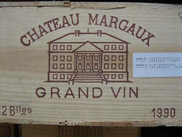 Château Margaux 1990 (12)