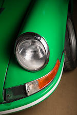 1970 Porsche 911 S/T Coupe  Chassis no. 911 030 1014 Engine no. 6301386