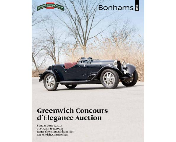Greenwich Concours d'Elegance: Collectors' Motorcars and Automobilia