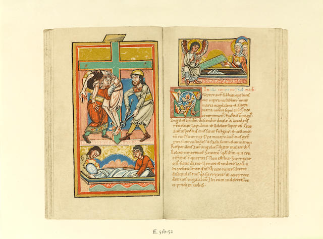 ILLUMINATED MANUSCRIPTS—ROXBURGHE CLUB.