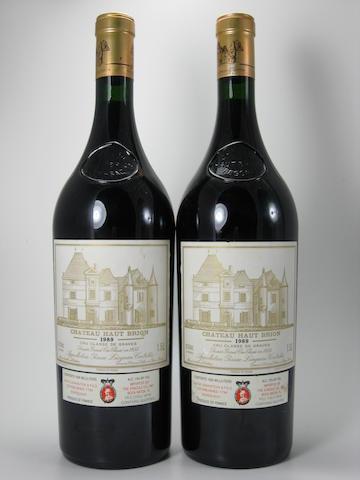 Château Haut-Brion 1989 (2 magnums)