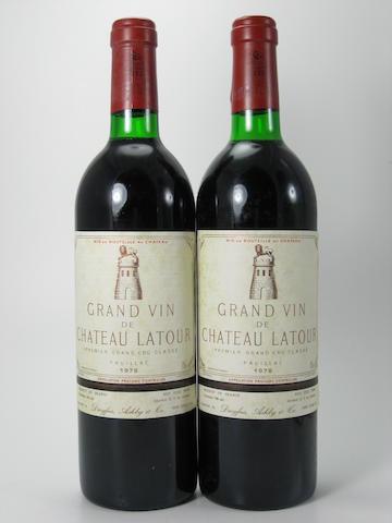 Château Latour 1978 (9)