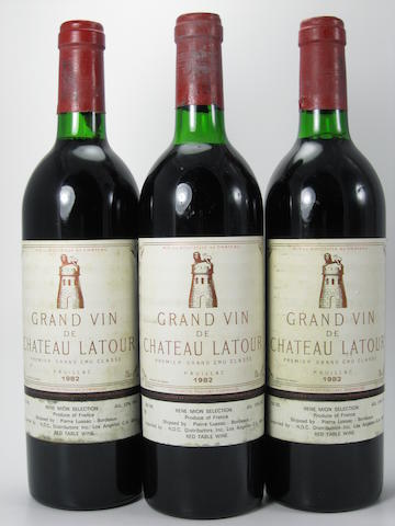 Château Latour 1982 (3)