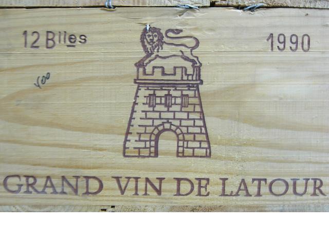 Château Latour 1990 (12)