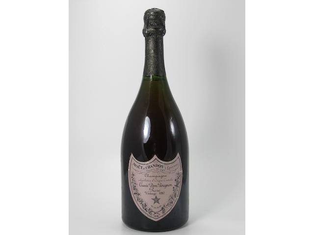 Dom Pérignon Vintage Champagne 1982 (3)  Dom Pérignon Vintage Champagne 1982 (5 mag)