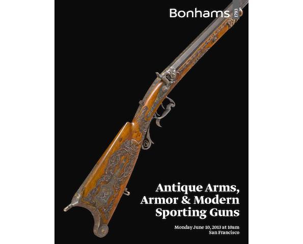 Bonhams : Bonhams Arms & Armour auction highlighted by U S