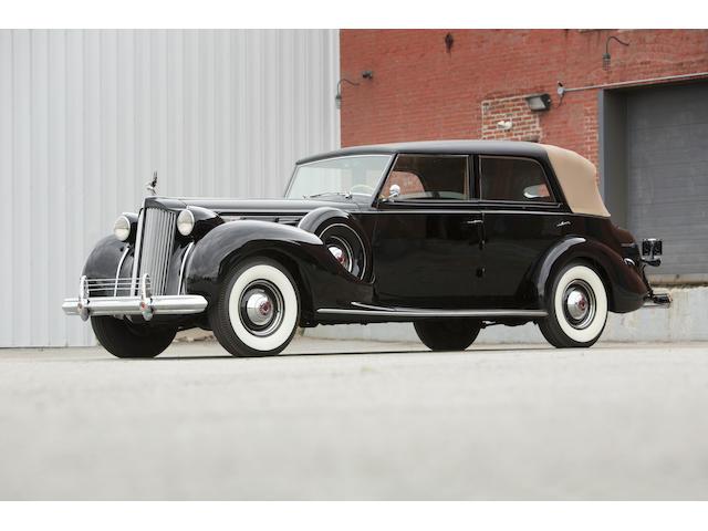 1938 Packard V12 Landaulette