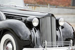 Ex-Doris Duke,1938 Packard Twelve Custom Landaulette  Chassis no. 16082025 Engine no. A600504
