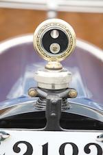 1912 Cadillac Torpedo Touring  Chassis no. 42981 Engine no. 67561