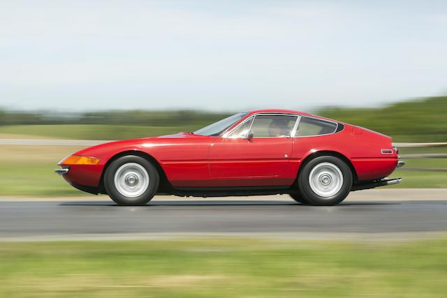 1971 Ferrari 365 GTB/4 Berlinetta  Chassis no. 14233
