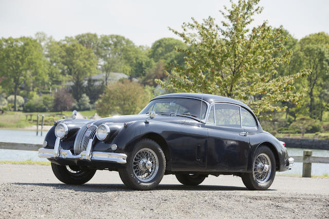 1960 Jaguar XK150 Fixed Head Coupe