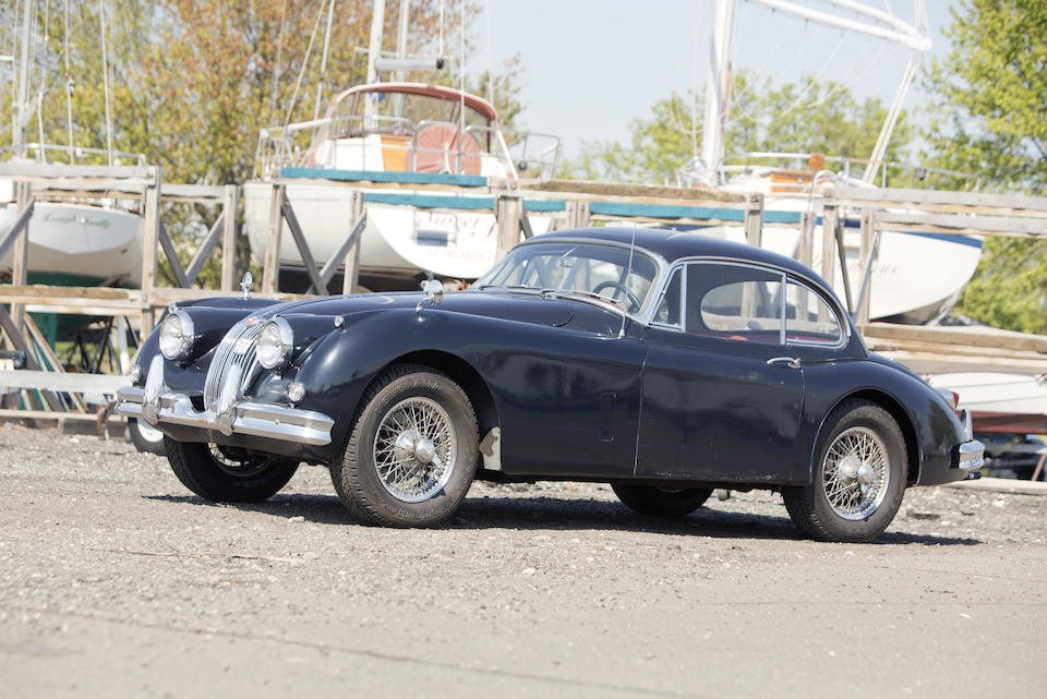 1959 Jaguar XK150 Fixed Head Coupe  Chassis no. S836334DN Engine no. V5809-8