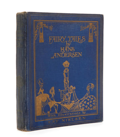 NIELSEN, KAY. ANDERSEN, HANS CHRISTIAN. Fairy Tales. London: Hodder and Stoughton, [1924].
