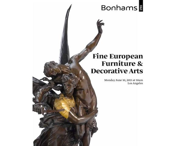 Fine European Furniture and Decorative Arts
