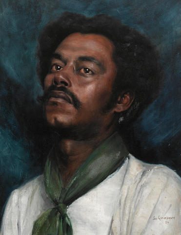 Joe Greenbaum, Portrait