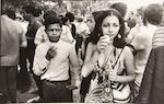 Garry Winogrand (American, 1928-1984); (2) photographs each signed;