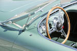 1954 Austin-Healey 100 BN1  Chassis no. BN1-L/157169 Engine no. 1B213876M
