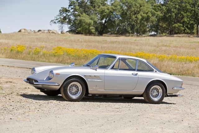 1967 Ferrari 330GTC  Chassis no. 10105 Engine no. 10105