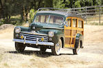 "1948 Ford Station Wagon ""Woody"""