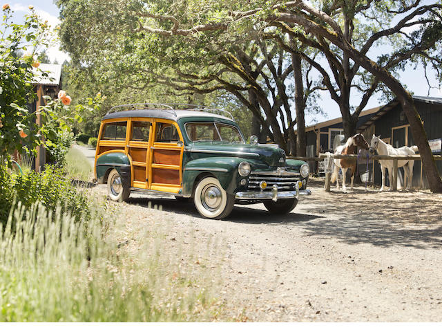 """1948 Ford Station Wagon """"Woody"""""""
