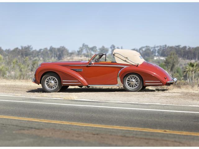 1947 Delahaye 175S Cabriolet