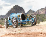The Prototype and Bugatti Works, ex-Sir Robert Bird, Col. G. Niles and Henry Haga,1924 Bugatti Type 35 Grand Prix  Chassis no. 4323