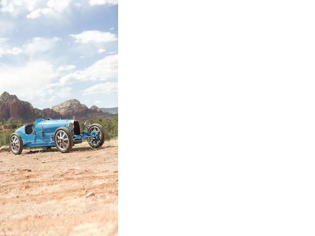 1924 Bugatti Type 35  Chassis no. 4323