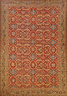 A Mahal carpet  Central Persia size approximately 11ft. 2in. x 17ft. 7in.