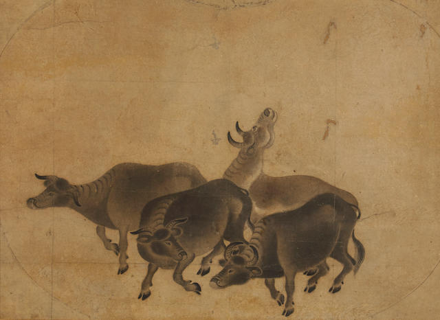 Anonymous (16th/17th century) Water buffalo
