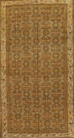 A Northwest Persian long carpet Northwest Persia size approximately 6ft. 8in. x 12ft. 2in.