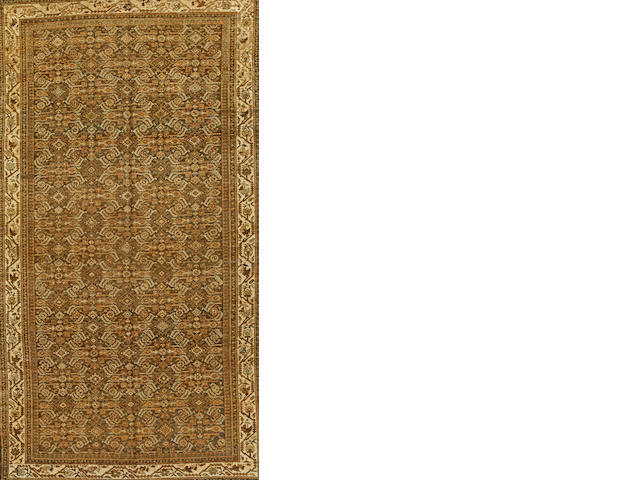 A Northwest Persian corridor carpet  Northwest Persia size approximately 6ft. 8in. x 12ft. 2in.