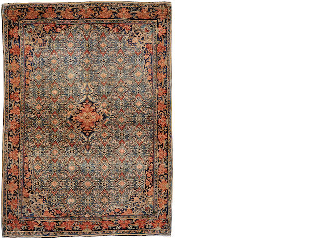 A Bidjar rug  Northwest Persia size approximately 3ft. 8in. x 5ft. 1in.