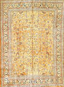 A Meshed carpet  Northeast Persia size approximately 10ft. 2in. x 13ft. 4in.